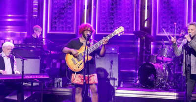Thundercat Hit The Tonight Show With Kenny Loggins And Michael McDonald