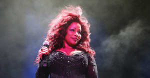 "Listen to Chaka Khan's new song ""Like Sugar"""