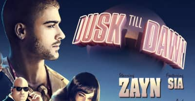"Zayn Shares Teaser For ""Dusk Till Dawn"""