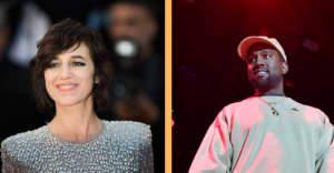 "Watch Charlotte Gainsbourg perform a wispy cover of Kanye West's ""Runaway"""