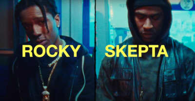 "A$AP Rocky shares ""Praise The Lord (Da Shine)"" video featuring Skepta"