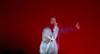 What is The Weeknd dropping on Friday?
