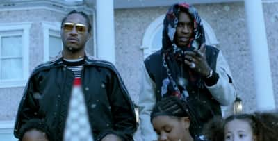 "Watch Future & Young Thug's ice cold ""Group Home"" video"