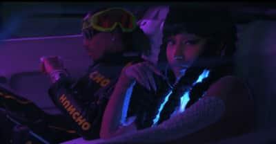 """Migos share """"MotorSport"""" video featuring Cardi B and Nicki Minaj"""