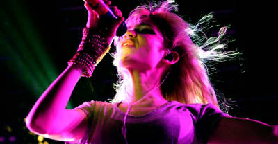 """Grimes says she's ready to """"consistently release more music"""""""