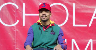 """Chance The Rapper says he's made """"amazing"""" music with Childish Gambino"""