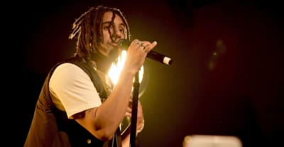 Vic Mensa wrote an essay for TIME about his experience in Palestine