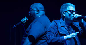 "Run The Jewels Brought A Fan On Stage To Rap ""Legend Has It"""