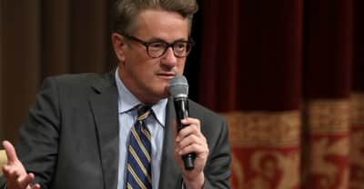 Joe Scarborough wrote a song inspired by the Women's March