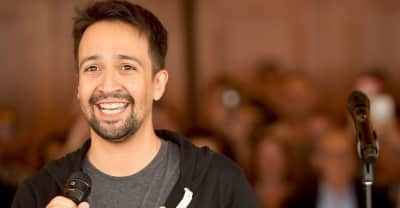 Lin-Manuel Miranda shares Puerto Rico benefit single with Jennifer Lopez, Camila Cabello, Fat Joe, and more