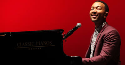 John Legend is the only person in Calabasas who has read a book