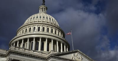 The government shutdown, but Congress might fix music royalties