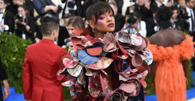 Rihanna will host the 2018 Met Gala alongside Amal Clooney and Donatella Versace