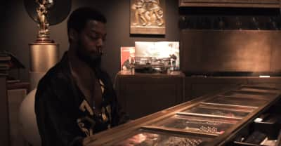 Take the time to watch serpentwithfeet play two songs on the piano