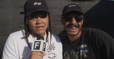 Watch Zack Fox Finally Lose It At FADER FORT