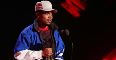 Chance The Rapper says he has music with Young Thug and Childish Gambino on the way