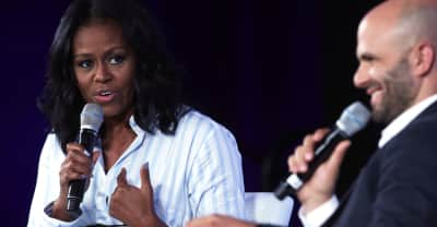 Michelle Obama Responds To Trump Administration's Rollback Of School Lunch Requirements