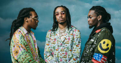 Watch Migos Teach An NYU Class Now On Facebook Live