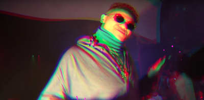 "Ramriddlz's ""Pop Rocks"" video is a tribute to Russian club kids"