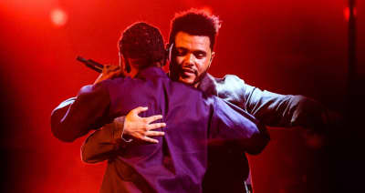"Kendrick Lamar and The Weeknd team up on ""Pray For Me"""