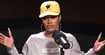 """Teyana Taylor says she didn't know there """"wouldn't be any singles or visuals"""" from K.T.S.E."""