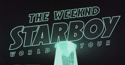 The Weeknd Announces A Second Leg Of Legends Of The Fall Tour