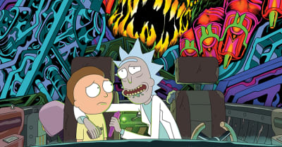Rick and Morty are releasing an album