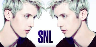 Watch Troye Sivan perform on Saturday Night Live