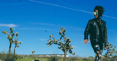 """Jaden Smith Is A Desert Rock Star In His """"Watch Me"""" Video"""