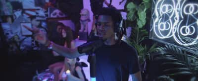 "Watch Denzel Curry Freestyle Over Rich Chigga's ""Dat $tick"""