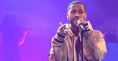 "Watch Big Sean Play ""Bounce Back"" And ""Sunday Morning Jetpack"" On SNL"