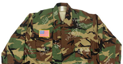 Roc Nation is auctioning signed Made in America jackets for hurricane relief