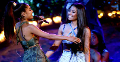 "Musician files lawsuit over Ariana Grande and Nicki Minaj's ""Side to Side"""