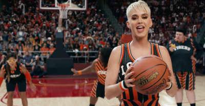 "Watch Katy Perry's New Video For ""Swish Swish"" Featuring Nicki Minaj"