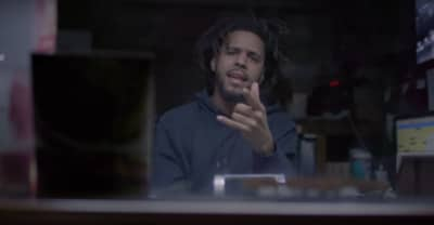 J. Cole's  4 Your Eyez Only Documentary Is Now On YouTube