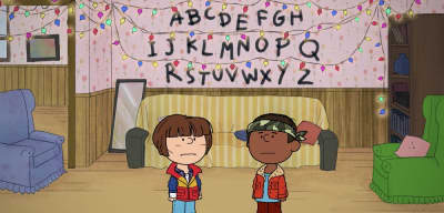 Get In The Christmas Spirit By Watching This Stranger Things And Charlie Brown Mash-Up