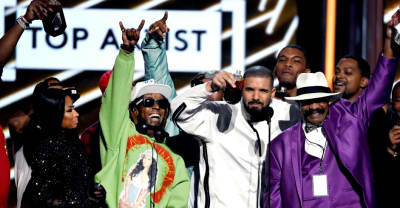 Drake Wins 13 Billboard Music Awards, Breaks Record