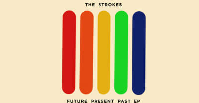 Stream The Strokes' New EP Future Present Past Now
