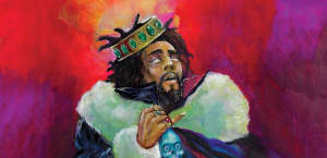 J. Cole's new album KOD is here