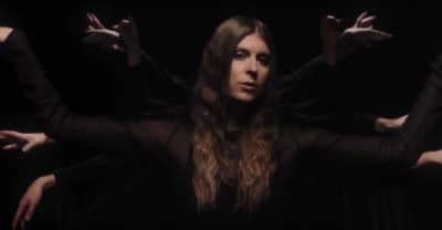 "Lydia Ainsworth Bathes In The ""Afterglow"" Of Her Mystical New Video"