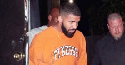 icantdecide is the brand behind Drake's FINESSE sweatshirt