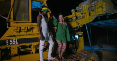 """Head To Jamaica With Kyla And Popcaan In Their """"You Ain't Mine"""" Video"""