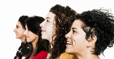 "Watch LADAMA'S Vibrant Video For ""Porro Maracatu"""