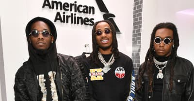 Migos is being sued for inciting a riot in 2015