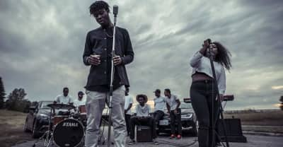 """Training Season And Mick Jenkins Share """"Margarine,"""" A Rap Epic For Changing Times"""