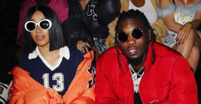 Cardi B And Offset Were The Cutest Part Of New York Fashion Week