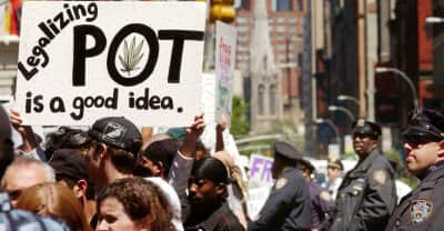 Atlanta votes to decriminalize small amounts of marijuana