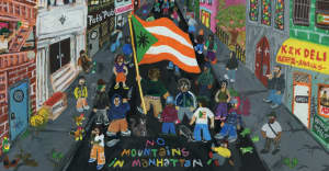 Wiki Announces New Album No Mountains In Manhattan