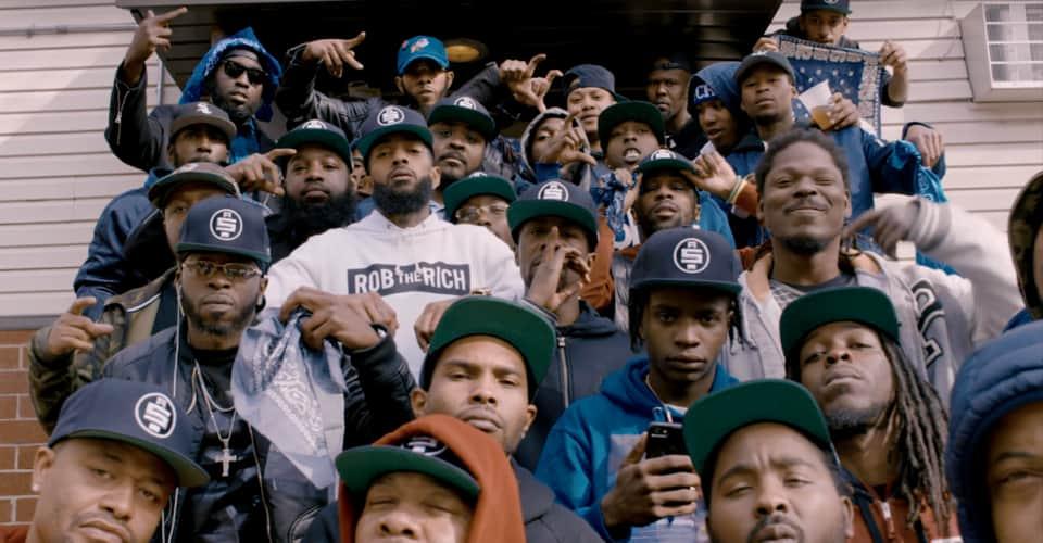 "Nipsey Hussle Shares Music Video For ""Rap Niggas"""