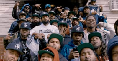 "Nipsey Hussle shares music video for ""Rap Niggas"""